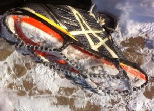 yax in snow