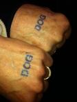 dogshow hand stamp