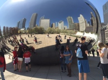bean:cloud gate